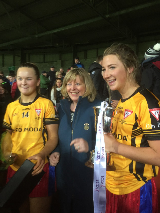 Ladies All Ireland Winners 2015