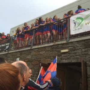 Leinster Champions 2015