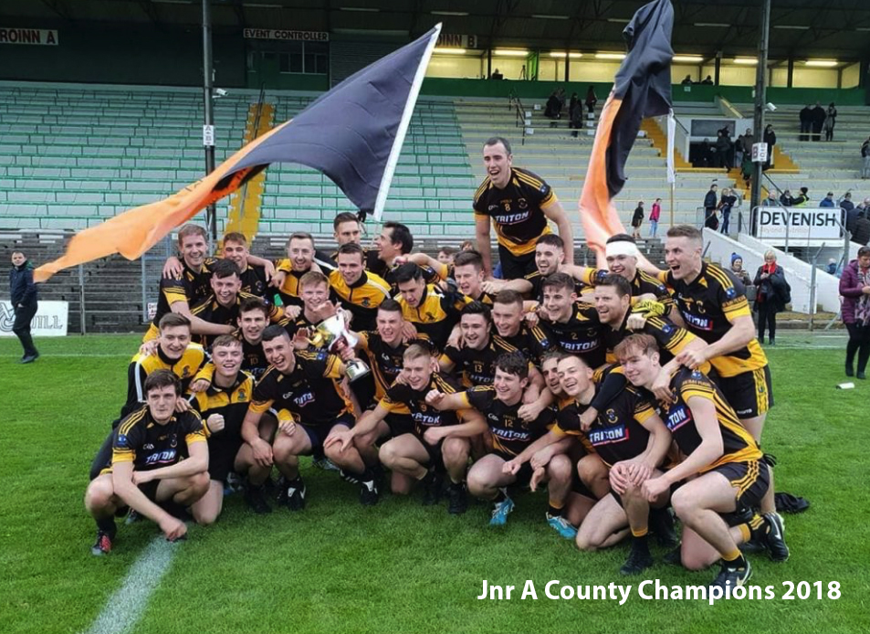 Jnr A County Champs 2018 (1)