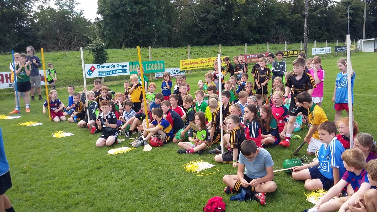 2016 summer gaa camp