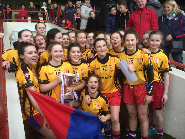 Ladies All Ireland Champions 2015