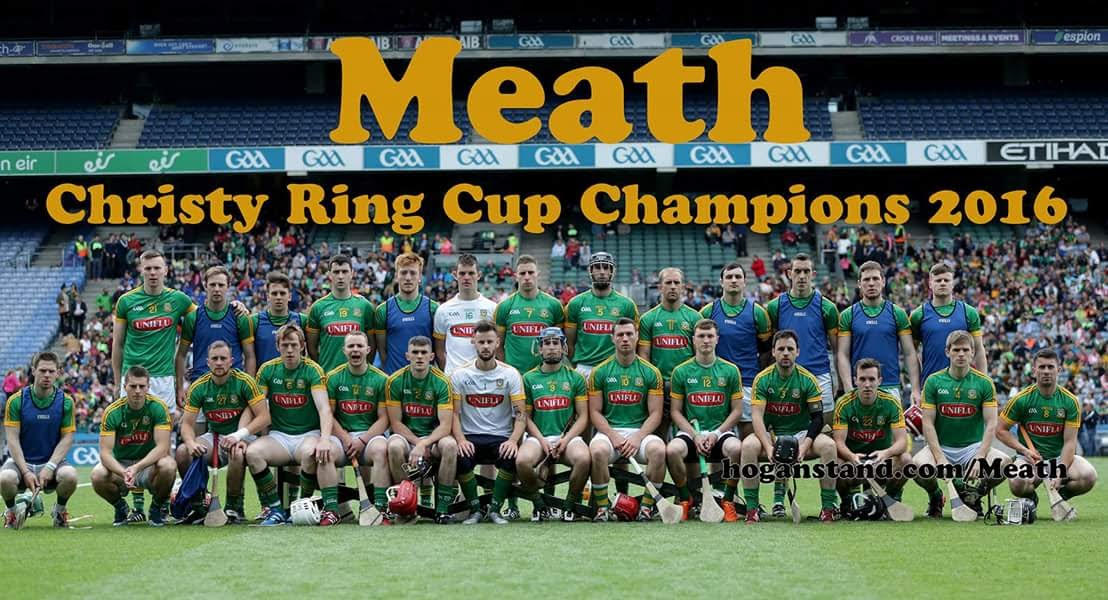 Christy ring champions