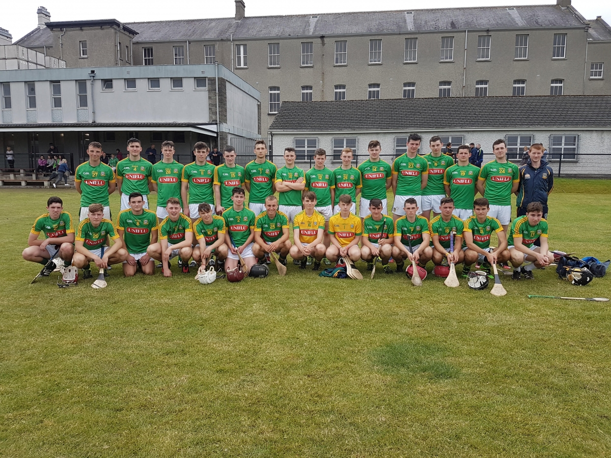 meath minor hurling B All Ireland Finalists