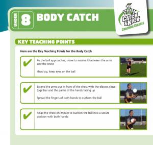 Football Body Catch